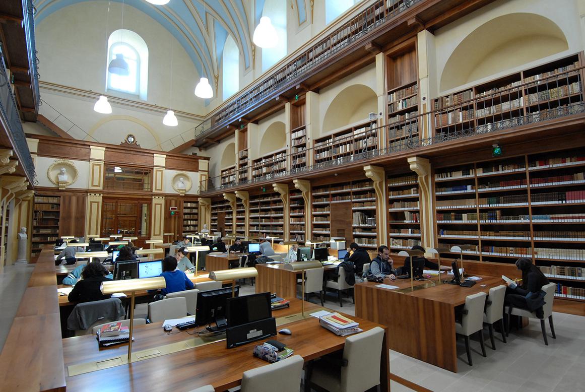 Biblioteca del Convitto Palmieri