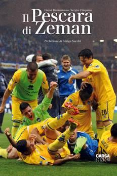 Copertina del libro 'Il Pescara di Zeman