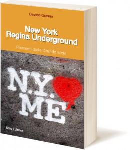regina underground_grasso_Stilo_Editrice