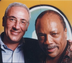 Massimo Oldani Quincy Jones 3