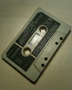 barry white music cassette
