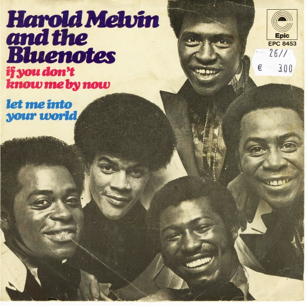 Harold Melvin And The Blue Notes Wake Up Everybody