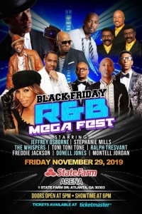 Black Friday R&B Mega Fest