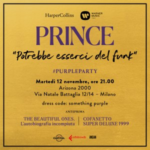 Invito Purple Party