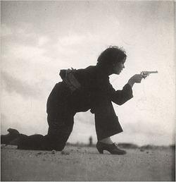 fotografia di Gerda Taro 1936