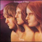 EMERSON LAKE & PALMER - FROM THE BEGINNING (LIVE)