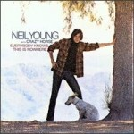 NEIL YOUNG - COWGIRL IN THE SAND