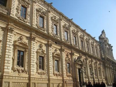 Palazzo dei Celestini, Lecce - Foto di Rosa Petrelli