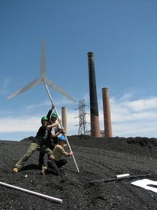 wind vs coal