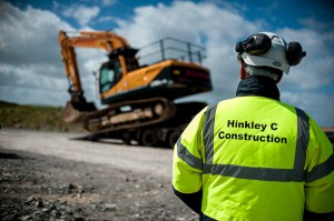 Hinkley Point C pre-construction works May '15