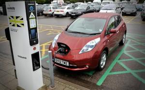 rapid-charging-post