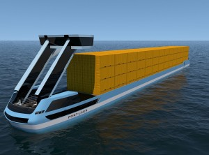 Port-Liner-electric-barge