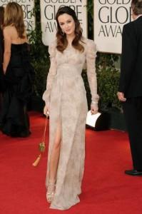 Leighton-Meester-Burberry-Prorsum-Evening-Dress