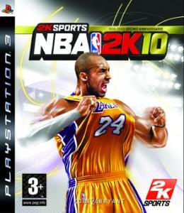 NBA 2K10 PS3 FOB ITA
