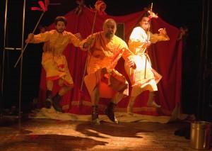 """""""Un fantastico posto per provare"""", Compagnia Teatro delle Briciole"""