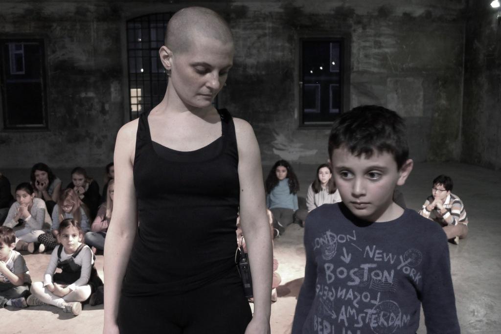 Kinder, Lenz Fondazione - © Francesco Pititto (2)