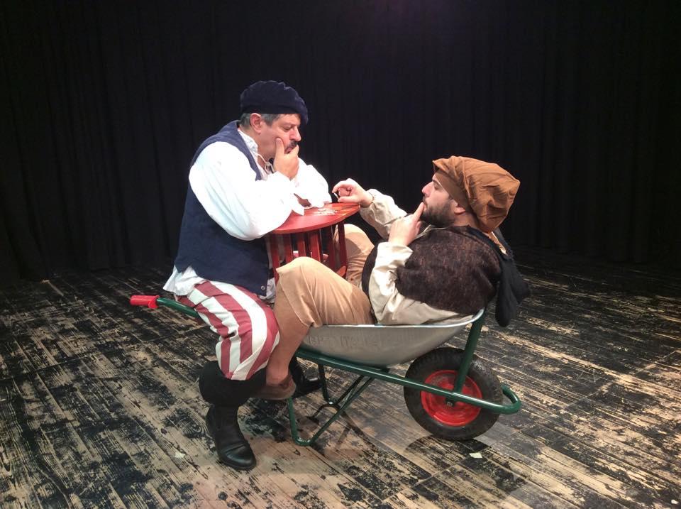 """Teatro del Cerchio, gli appuntamenti di """"Pane, amore e fantasia"""""""