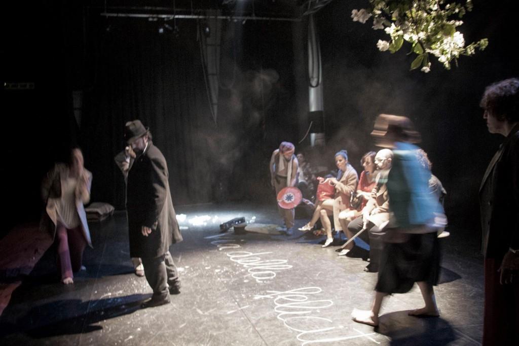 La magia del teatro e della vita