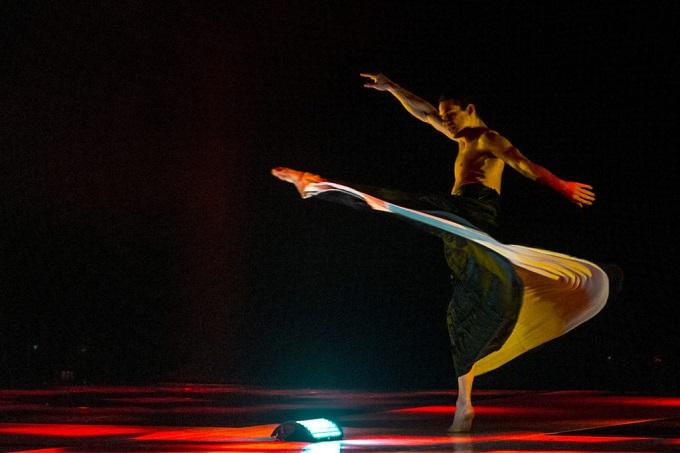 "Kataklò Athletic Dance Theatre - ""Eureka""_25.2.2017"
