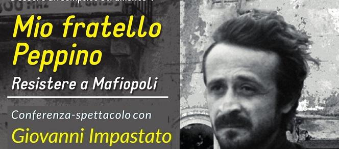 locandina Peppino Impastato