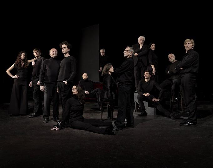 Ensemble attori_Ph Luca Stoppini