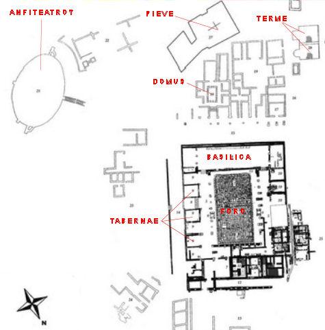 veleia una piccola roma nell 39 appennino archeoparma