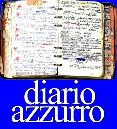 Diario azzurro per Bloooog!