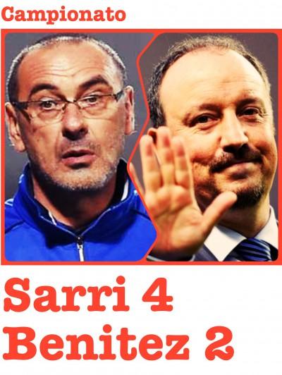 Sarri Benitez