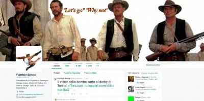 Twitter Profilo Fabrizio