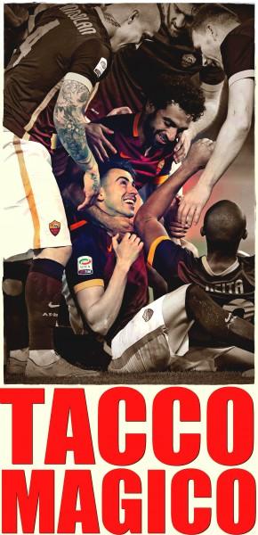 Soccer: Serie A; Roma-Frosinone