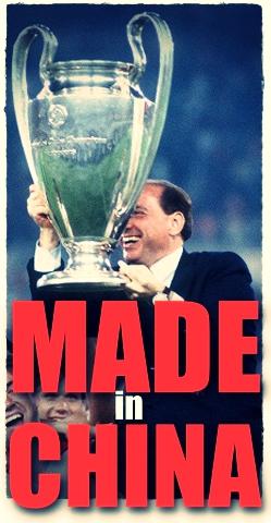 Berlusconi coppa dei campioni