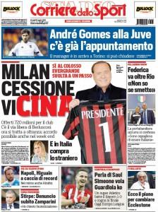Corriere dello Sport Silvio