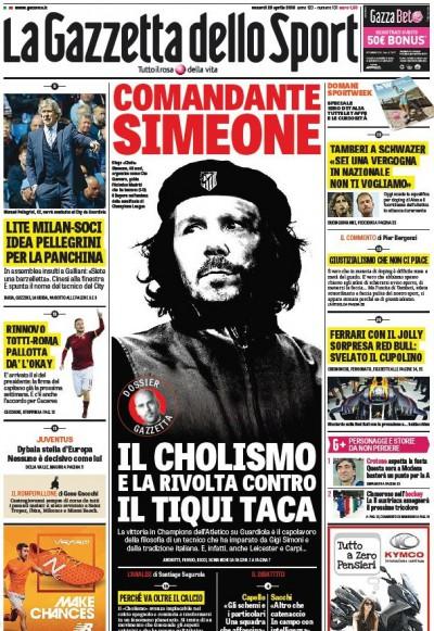 Gazzetta Simeone