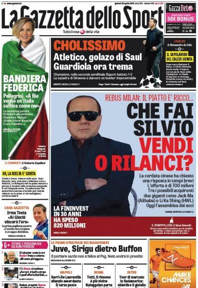 gazzetta Silvio
