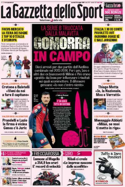 Gazzetta Gomorra