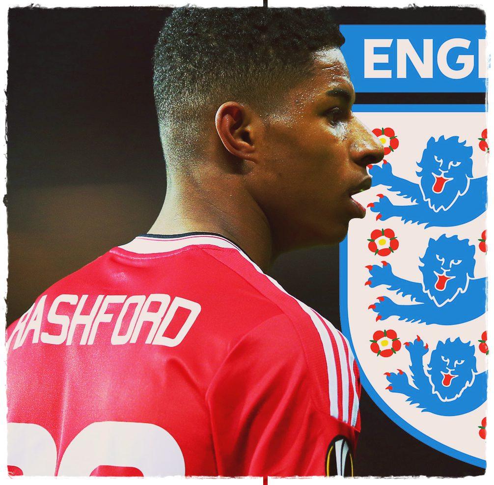 Rashford England