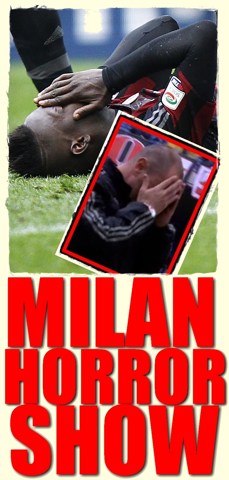 Milan vs Frosinone - Serie A Tim 2015/2016