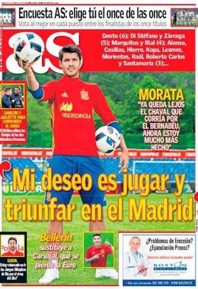 as Morata