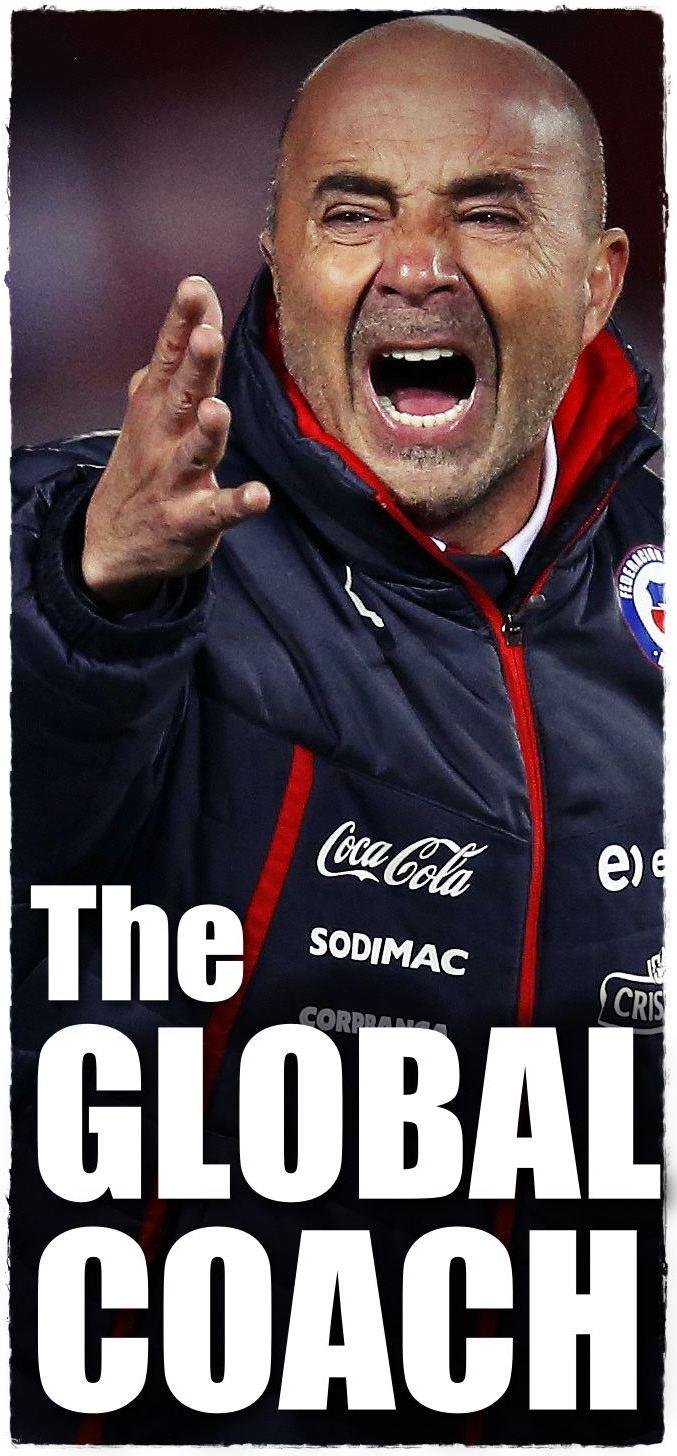 Chile v México, Copa America 2015.