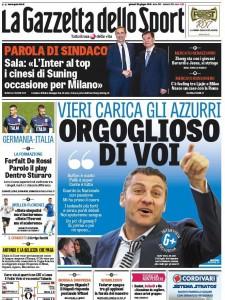 Gazzetta dello Sport Vieri