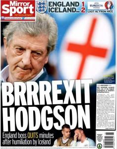 Mirror Hodgson
