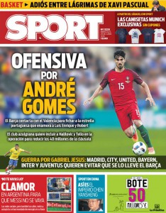 Sport André Gomes