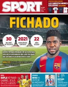 Sport Fichado