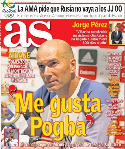 AS Zidane