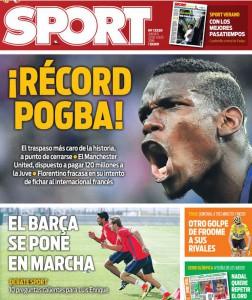 Sport Pogba