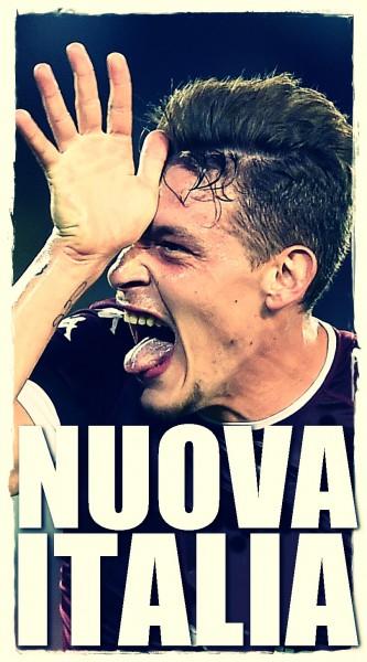 Serie A soccer match Torino vs Bologna