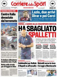 Corriere dello Sport Spalletti