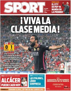 Sport Clase Media