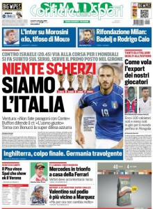 Corriere dello Sport Italia