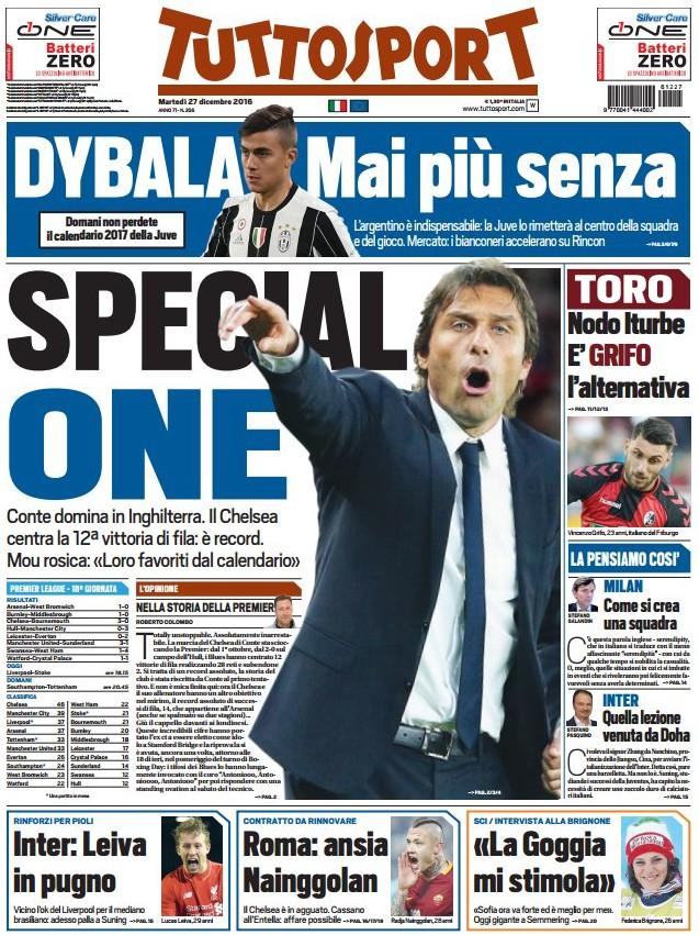 tuttosport-conte-special-one